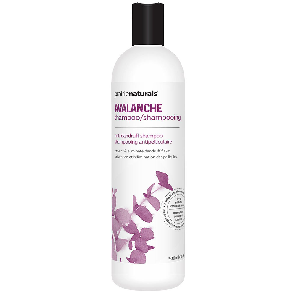: Prairie Naturals Avalanche Dandruff Treatment Shampoo