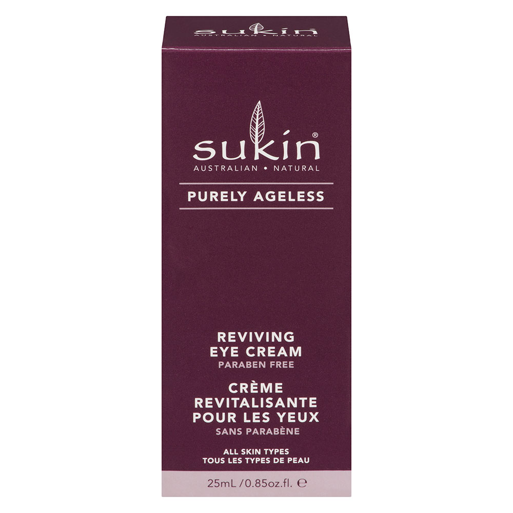 : Sukin Purely Ageless Reviving Eye Cream 25ml