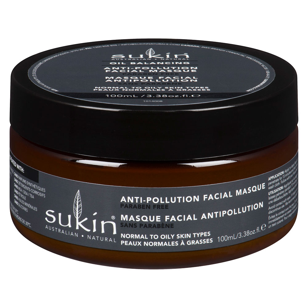 : Sukin Oil Balancing Facial Masque 100ml